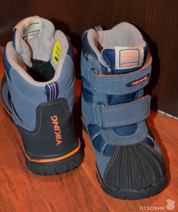 Детская обувь Viking (Викинг) Если вы ищете зимнюю детскую обувь для серьезной эксплуатации в сложных погодных