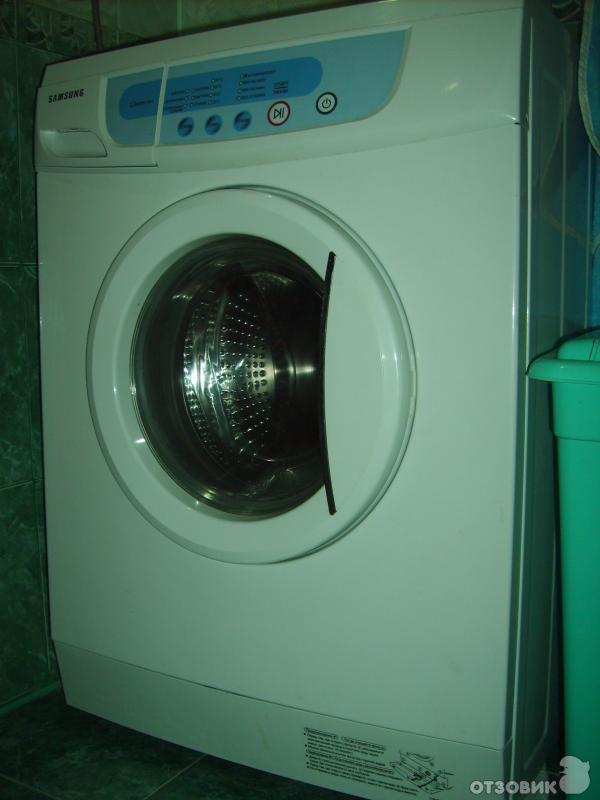 стиральная машина Samsung S-852 инструкция - фото 3