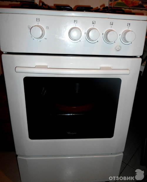 плита вирпул газовая инструкция - фото 5