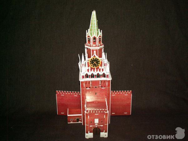Спасская башня казанского кремля сделать своими руками 74