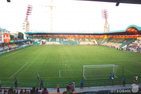 Футбольный стадион Центральный