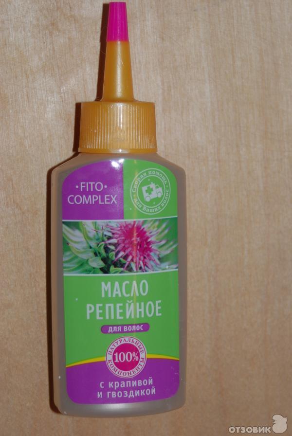 Для чего репейное масло для волос