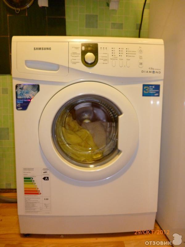 Инструкция к стиральной машине самсунг диамант