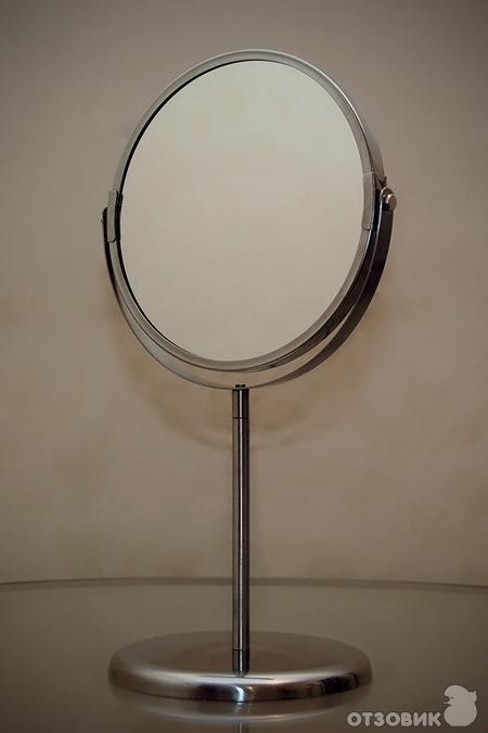 Зеркало увеличительное настольное икеа