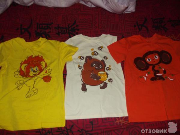 Надписи на футболках красками