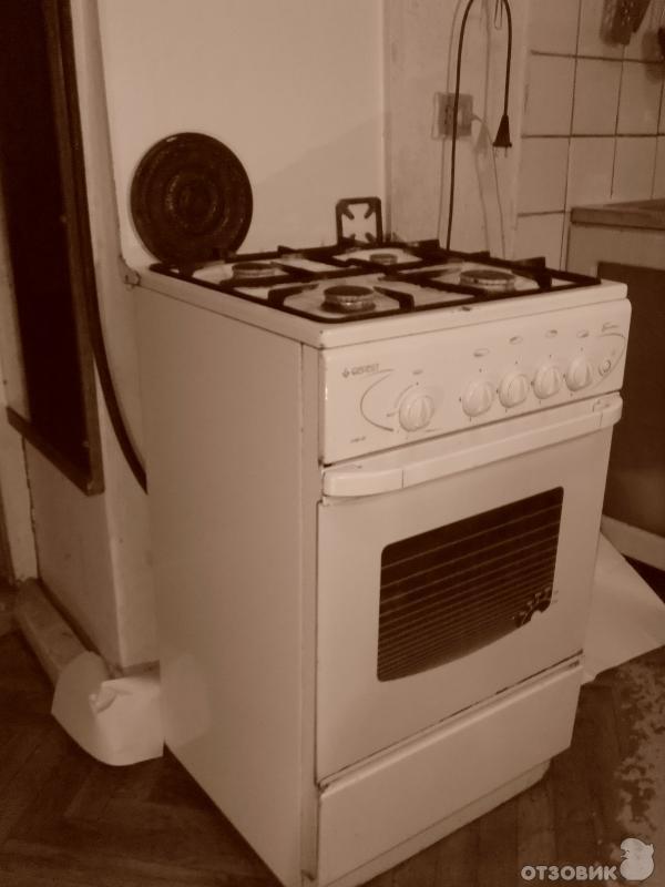 Инструкция gefest 3100 плита газовая