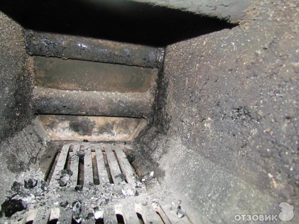 Отзыв: Твердотопливный котел Эван Warmos-TT - Брак на производстве стал причиной течи в котле.