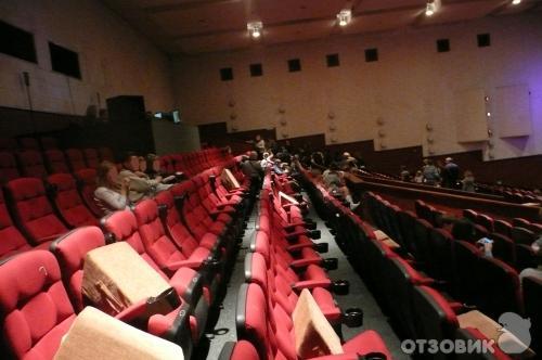 """Отзыв: Музыкальный театр  """"Аквамарин """" (Россия, Москва) - два театра в одном здании (виртуальная прогулка) ."""