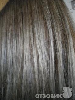 Краска для волос палитра с пеплом