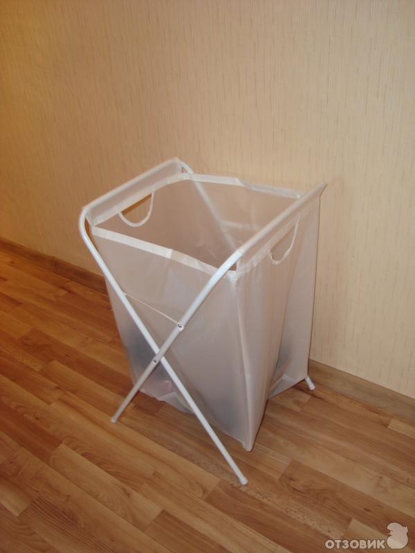 Как сделать своими руками корзину для грязного белья
