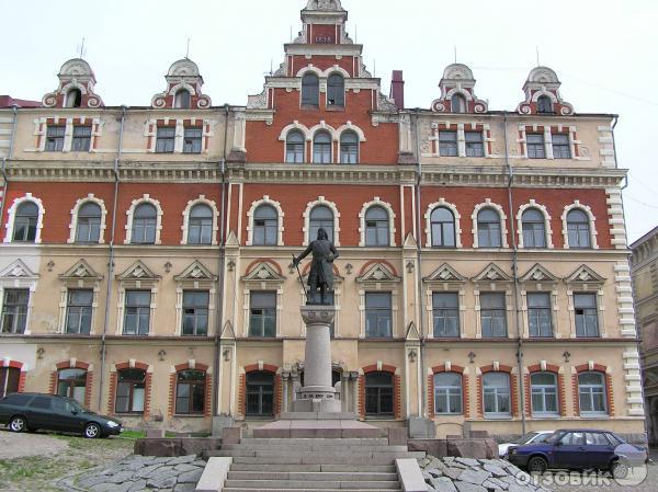 Город Выборг (Россия) фото