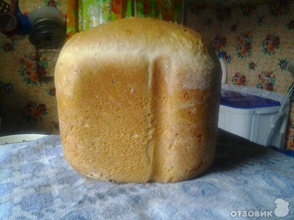 Рецепты хлеба в хлебопечке панасоник sd-256