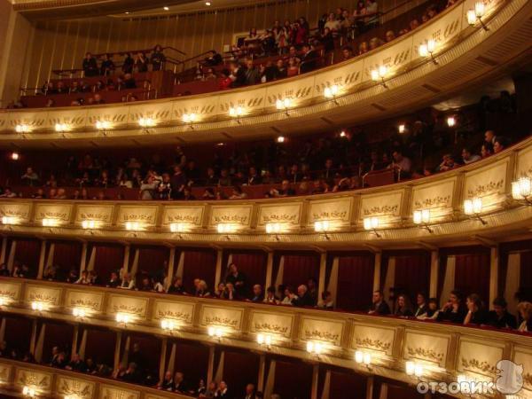 отзывы в венскую оперу осуществляется применением современного