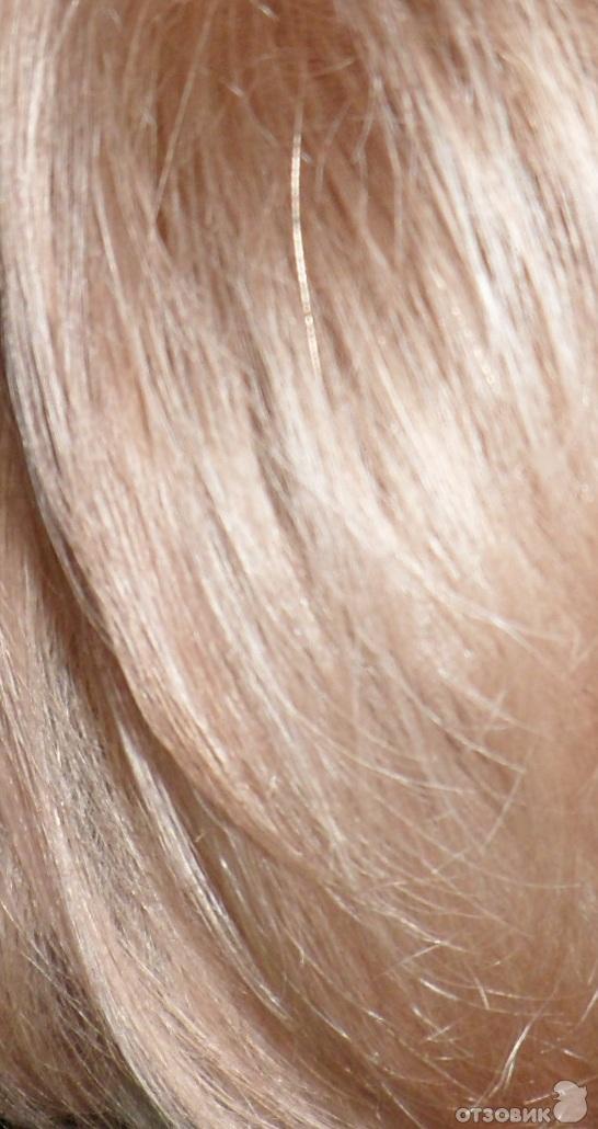 Светло бежевый цвет волос