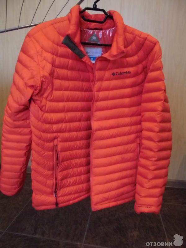 1bda97de5c4 отзыв о куртка Columbia Omni Heat очень легкая куртка