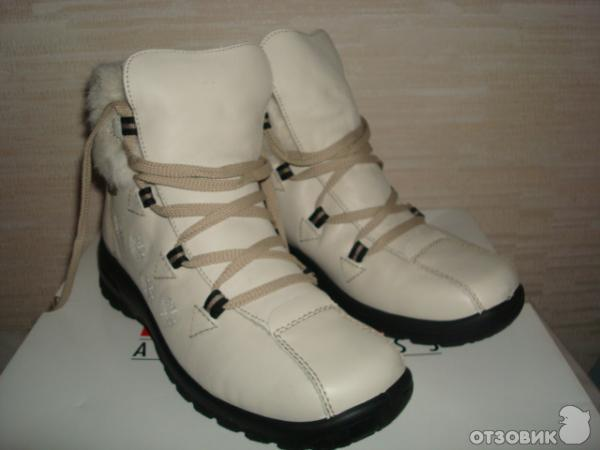 d15b33201 Отзыв о Женская обувь Rieker   Оказывается, зимой в ботиночках так ...