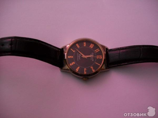 Часы omax quartz crystal waterproof - Девушки