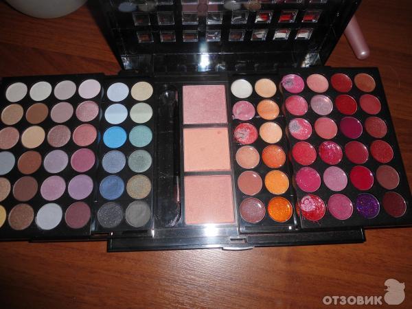 Четырехцветные тени для век от Avon – отзывы, фото и