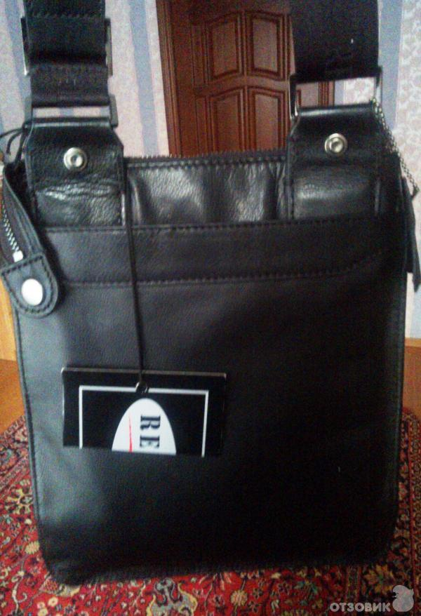 ede228824506 Отзыв о Мужская сумка Redmond | Стильная и качественная сумка!