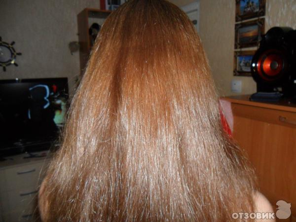 Волосы превратились в мочалку