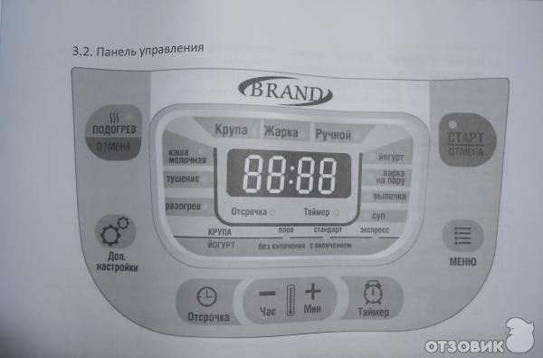 Ремонт мультиварки brand 502 своими руками 93