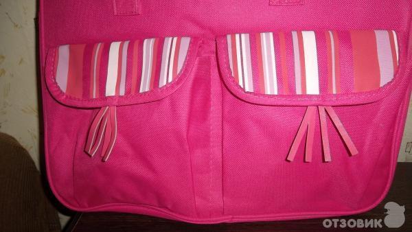 Отзыв: Набор дорожных сумок Yves Rocher - Одна из трех.