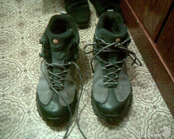 Отзывы зимняя обувь merrel