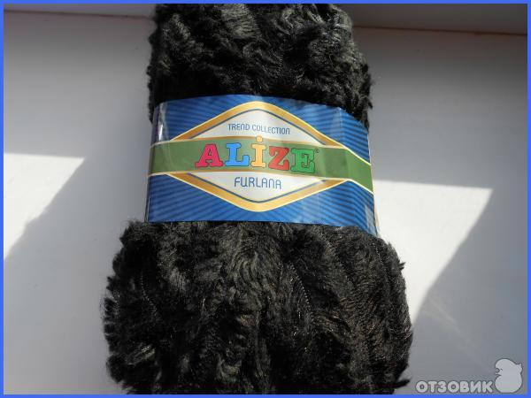 Пряжа для вязания ализе фурлана 61