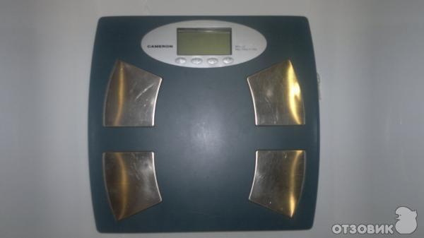Весы Cameron Bfs-222 Инструкция - фото 5