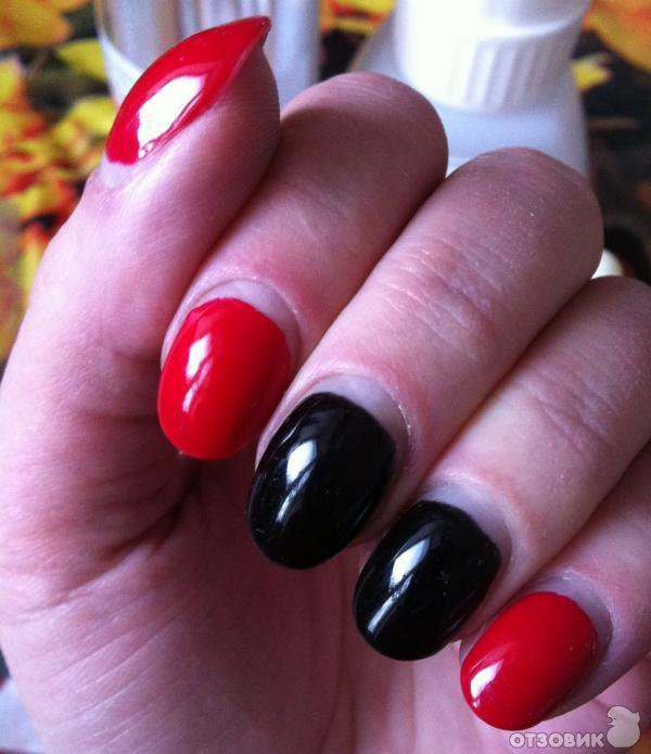 Как делается шеллак ногтей