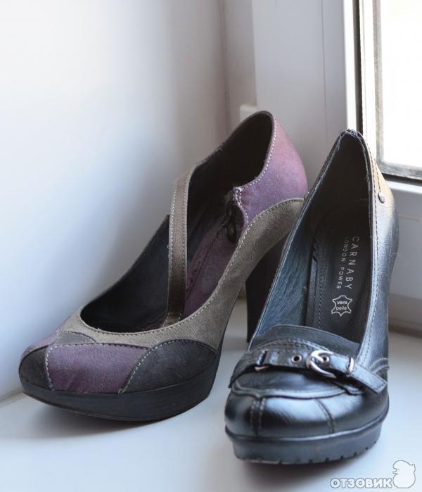 Женская обувь CARNABY 2 14-2 15