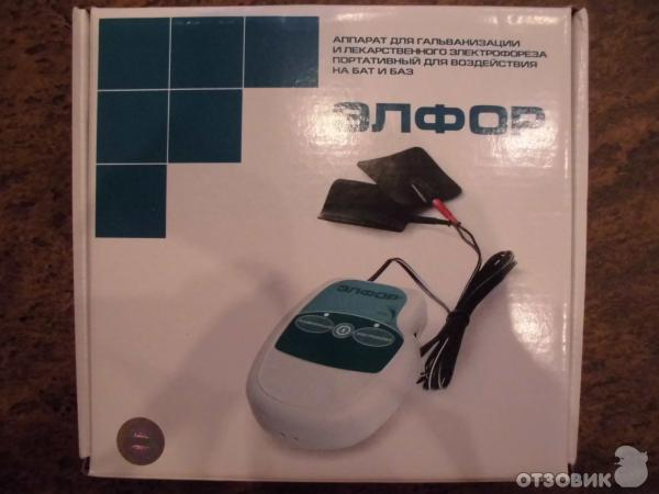 Электрофорез - аппараты и приборы для лечения на дому 4