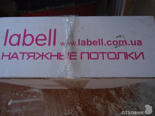 Натяжной потолок Labell фото