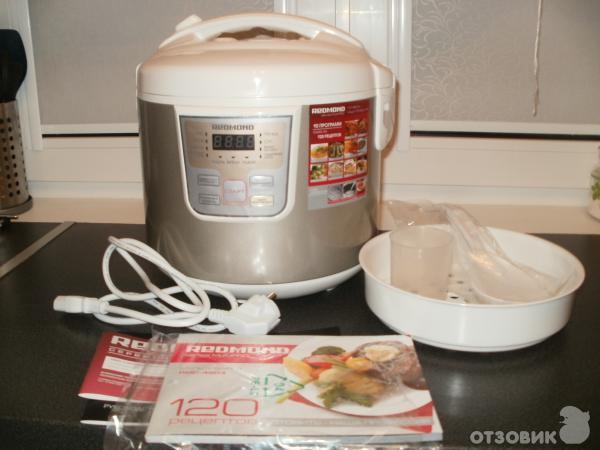 Redmond Rmc 4503 Рецепты Блюд Из Курицы