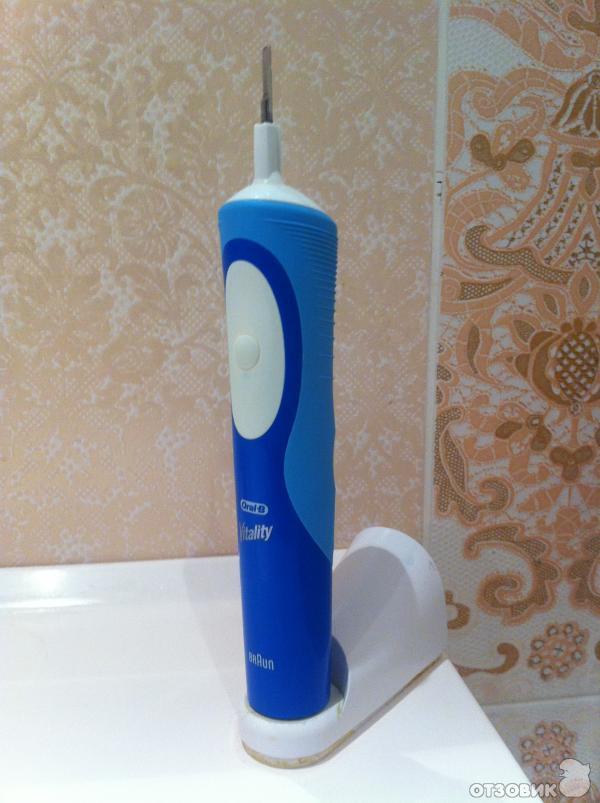 Зубная щетка oral b vitality 6 фотография