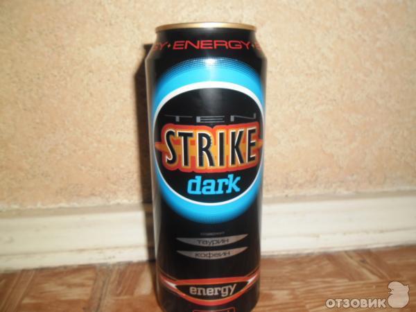 Отзыв о Алкогольный коктейль Strike | Верная смерть.