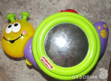 Fisher-Price Веселая музыкальная улитка, Mattel - myToys