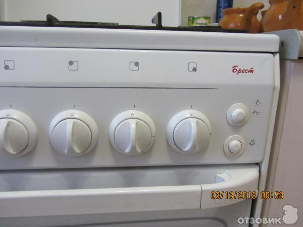 Плита Gefest 300-03 Инструкция - фото 4