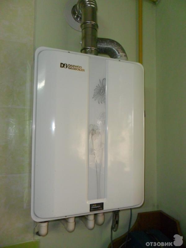 Инструкция Газового Котла Daewoo