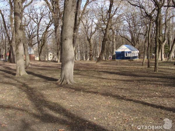 Парк центральный россия ставрополь