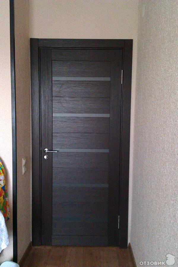отзыв о межкомнатная дверь Profil Doors венге мелинга 7x красивая