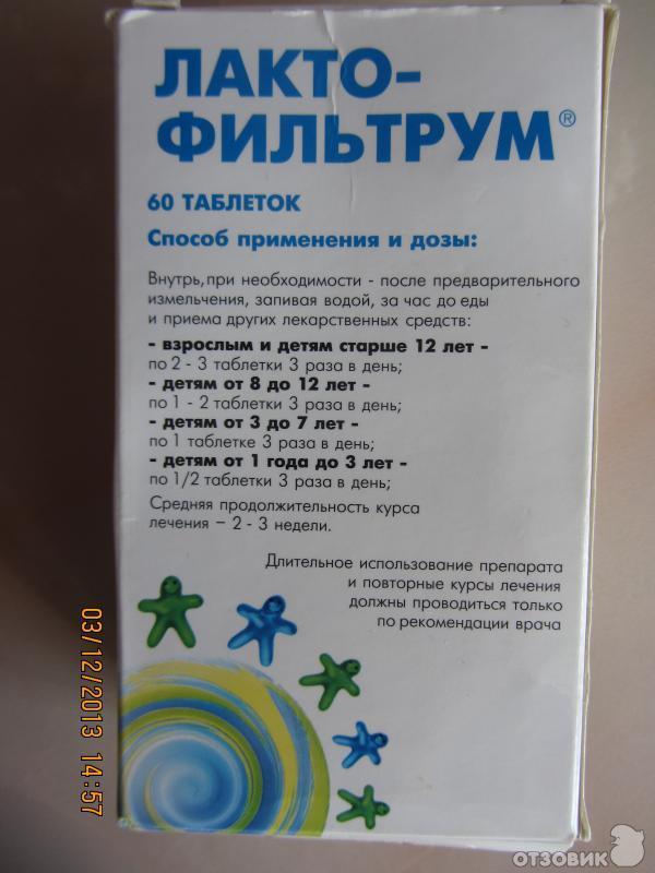 Лекарство от дисбактериоза после антибиотиков