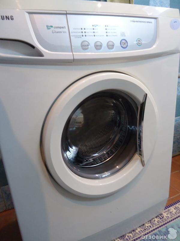 стиральная машина самсунг s832 инструкция