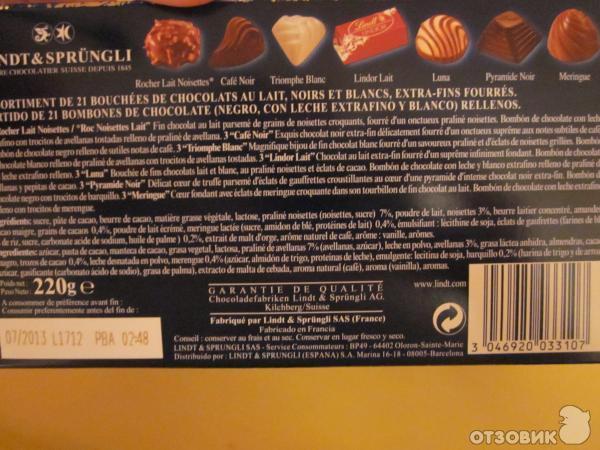 Тест: черный шоколад Любителям черного шоколада
