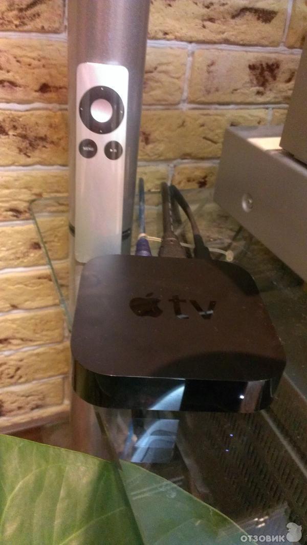Медиаплеер Apple TV фото