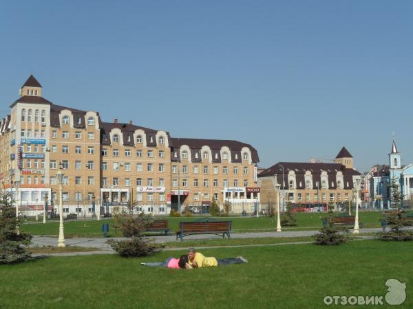 Отзыв: Экскурсия по г. Казань (Россия, Татарстан) - Очень понравилось, чистый и современный город.