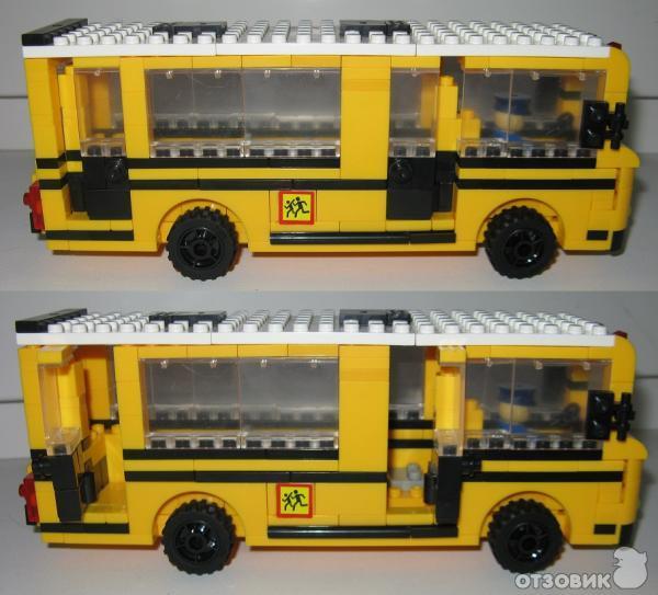 Инструкция троллейбус из лего