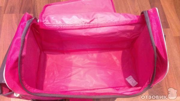 0bf75e9430ad Отзыв о Спортивная сумка Yves Rocher | отличная яркая сумка ...