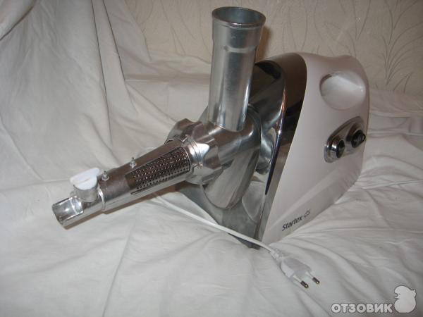 сборка Startex M18B соковыжималка 2