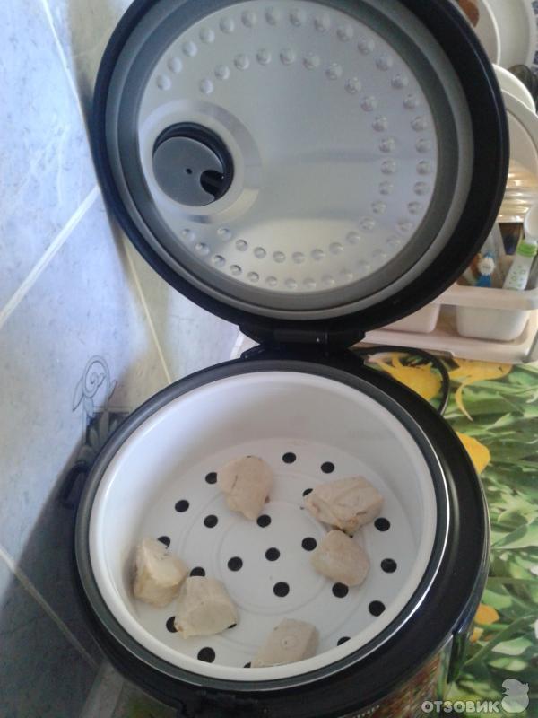 Отзыв: Мультиварка Redmond RMC-M10 - Мой личный повар на кухне!